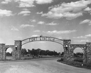 Entrance gate-1