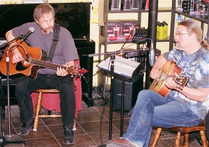 Larry Kimball and Brian Skinness of Terrapin Stew