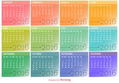 vector-calendar-2016
